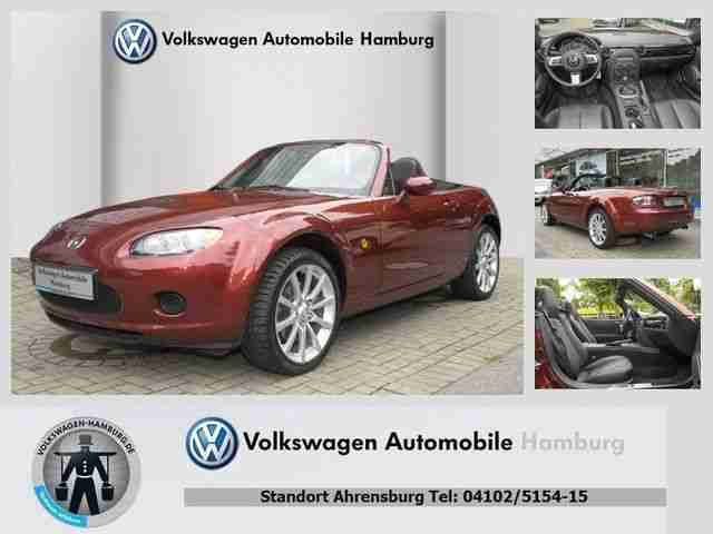 Mazda MX 5 1.8 Energy Leder