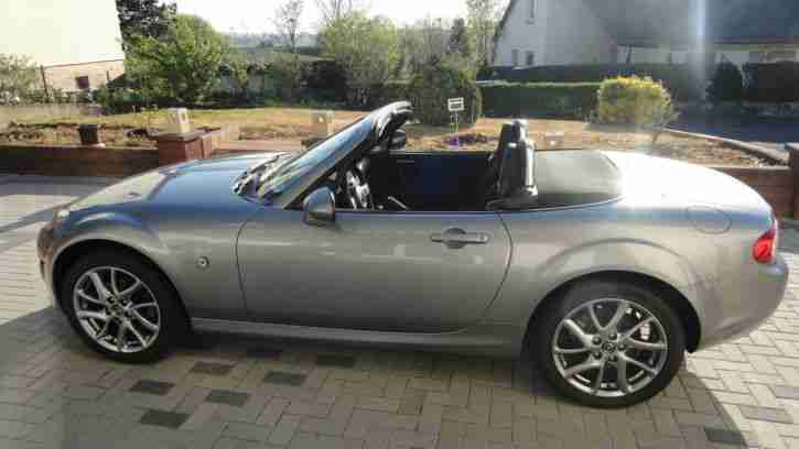 Mazda MX 5 1, 8 MZR Center Line , Bj.01 2010