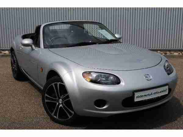 Mazda MX 5 1, 8 MZR Emotion