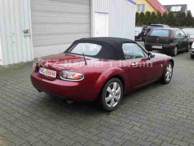 mazda mx 5 1 8 mzr emotion beste gebrauchtwagen mazda f r sie. Black Bedroom Furniture Sets. Home Design Ideas