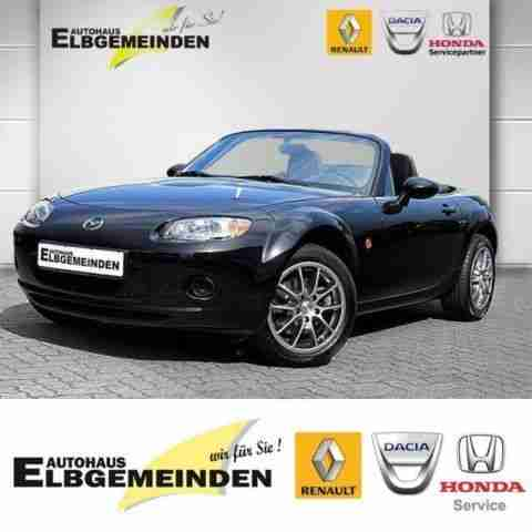 mazda mx 5 1 8 mzr emotion cabrio beste gebrauchtwagen mazda f r sie. Black Bedroom Furniture Sets. Home Design Ideas