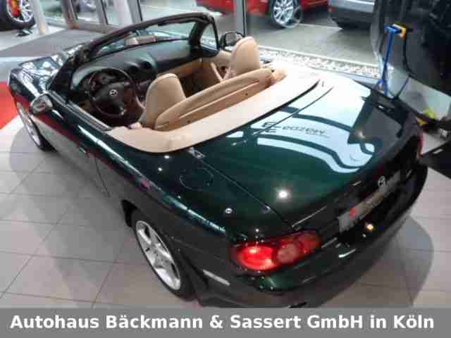 Mazda MX-5 1.9i 16V Memories/ Klima/ Hard-Top/ Winterr