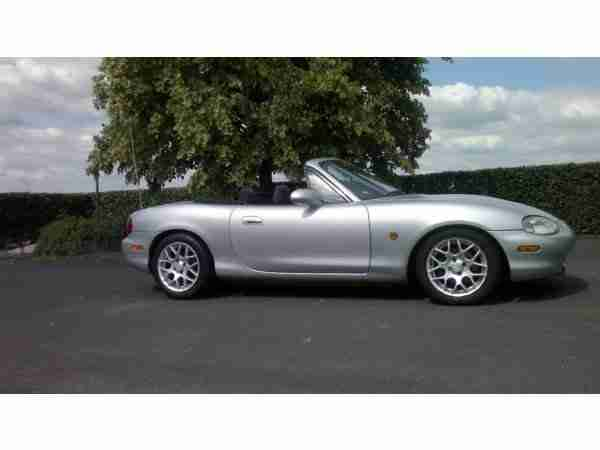 mazda mx 5 cabrio f r bastler beste gebrauchtwagen mazda. Black Bedroom Furniture Sets. Home Design Ideas
