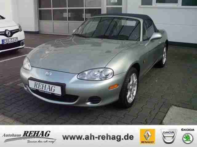 MX 5 Silver Blues ALUFLEGEN LEDER