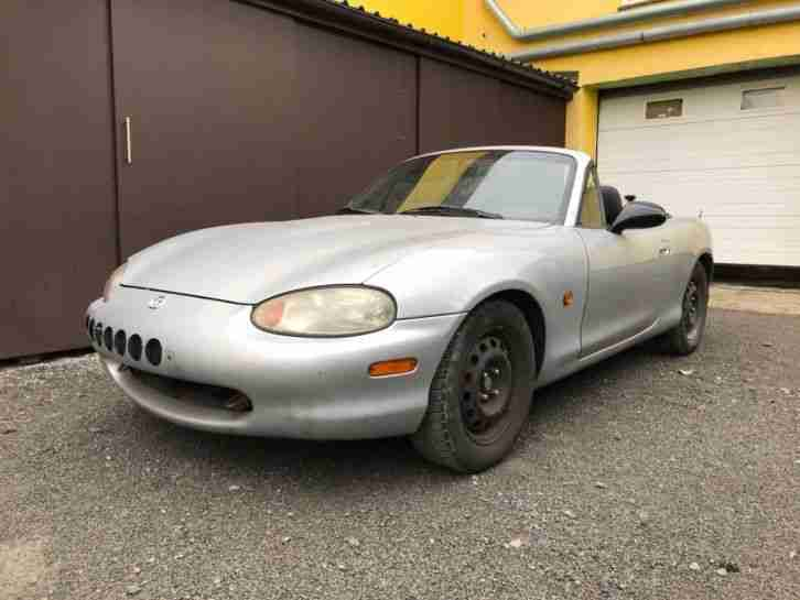Mazda MX5 NB 1.8l 140PS Lagerschaden