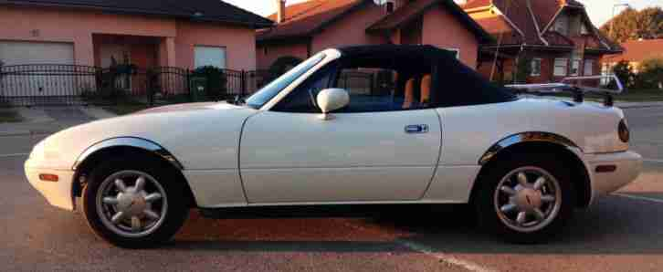 Mazda MX5NA Youngtimer angebot