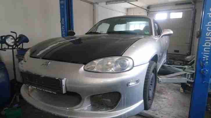 Mazda Mx5 Nb Nbfl 1.8 145ps Sportive 6 Gang Sperre 119tkm
