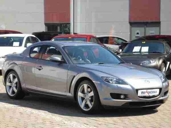 RX 8 Revolution 231PS Xenon Leder Bose