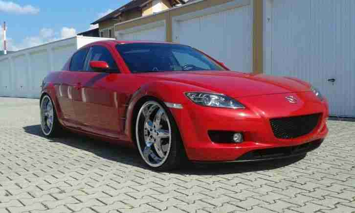 mazda rx8 renesis tuning beste gebrauchtwagen mazda f r sie. Black Bedroom Furniture Sets. Home Design Ideas