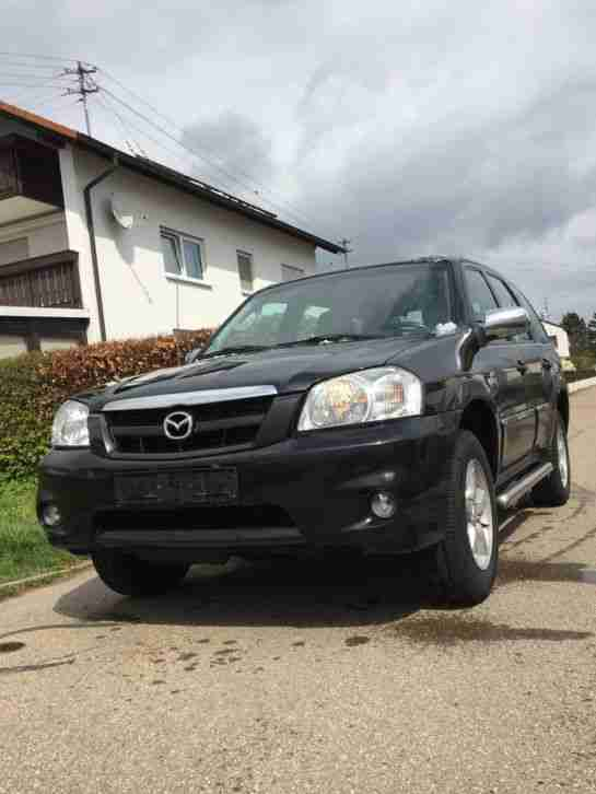 mazda tribute 2 3 awd exclusive adventure 4x4 beste gebrauchtwagen mazda f r sie. Black Bedroom Furniture Sets. Home Design Ideas