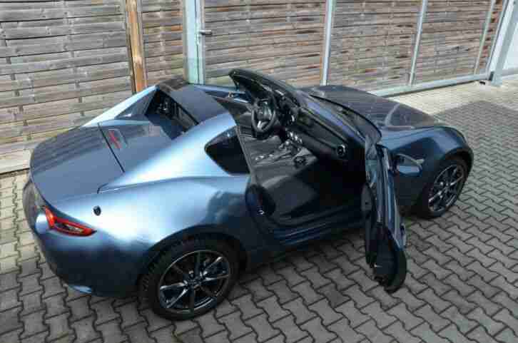 Mazda mx 5 RF HARDTOP VERSION ! 373KM ! NEUES MODELL 160PS SPORTSLINE