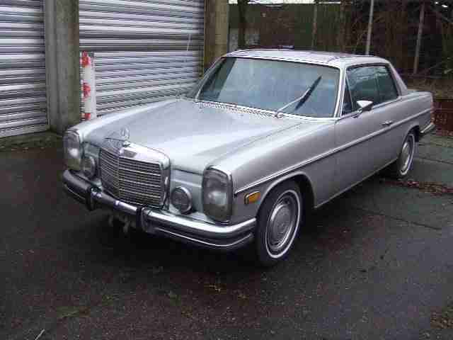 Mercedes 250C Coupé 8 Strich Acht W114