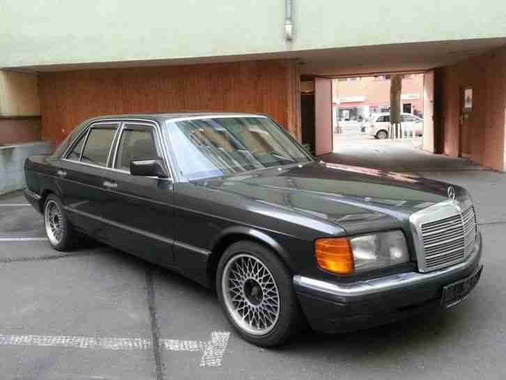 mercedes 420 se w126 aktuelle angebote mercedes benz. Black Bedroom Furniture Sets. Home Design Ideas