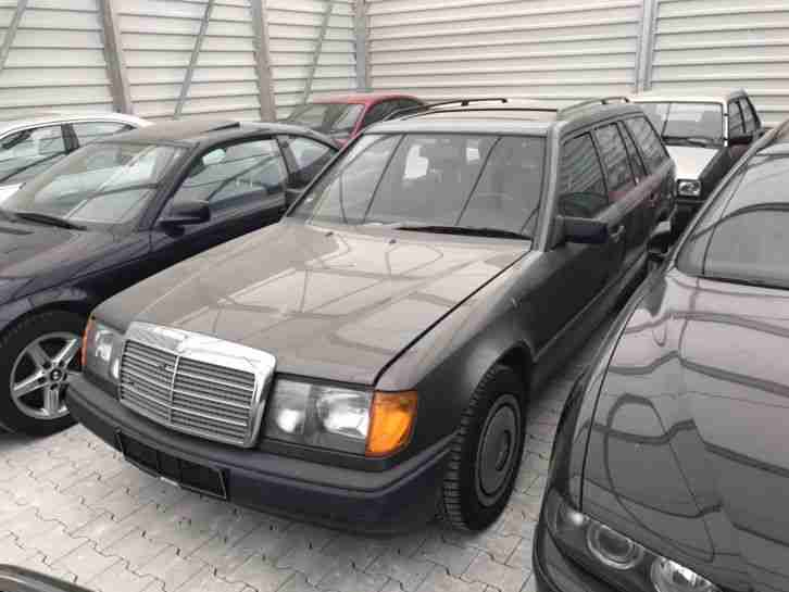 Mercedes Benz 230 TE Aut. W124 S124 Mopf0 2.Hand Oldtimer
