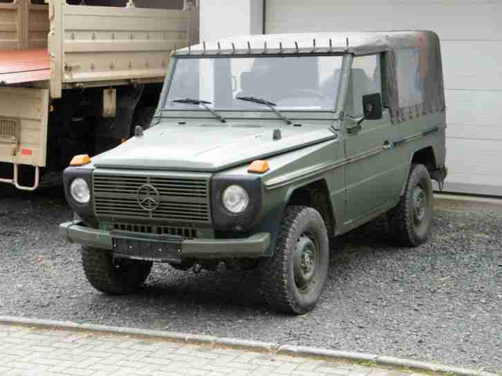 mercedes benz 250gd wolf bundeswehr army unimog aktuelle angebote mercedes benz fahrzeuge. Black Bedroom Furniture Sets. Home Design Ideas