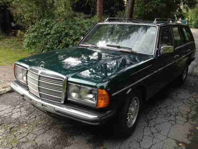 Mercedes benz 300 td turbo kombi w123 topseller for Mercedes benz 300 td
