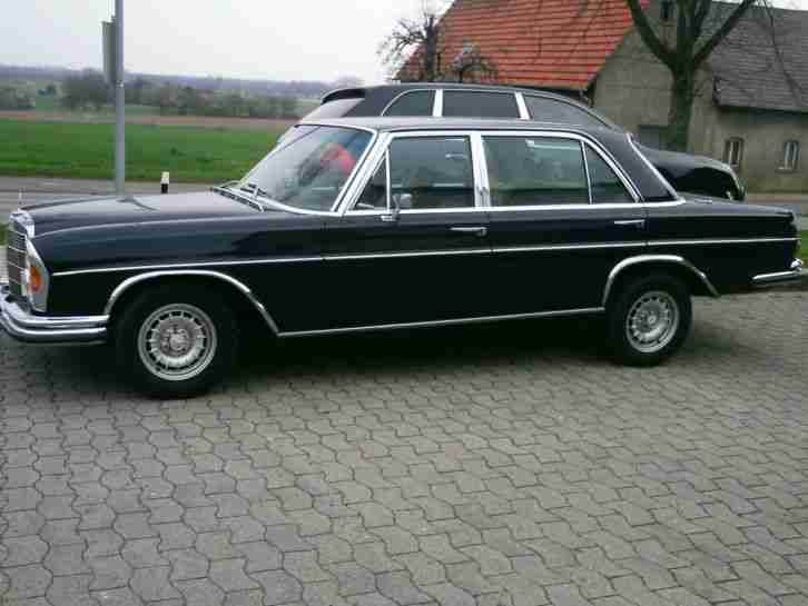 mercedes benz 300sel w109 h kennzeichen v8 topseller. Black Bedroom Furniture Sets. Home Design Ideas