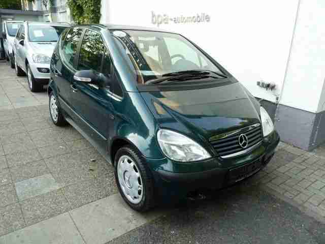 Mercedes Benz A 140 Lamellendach Bluetooth