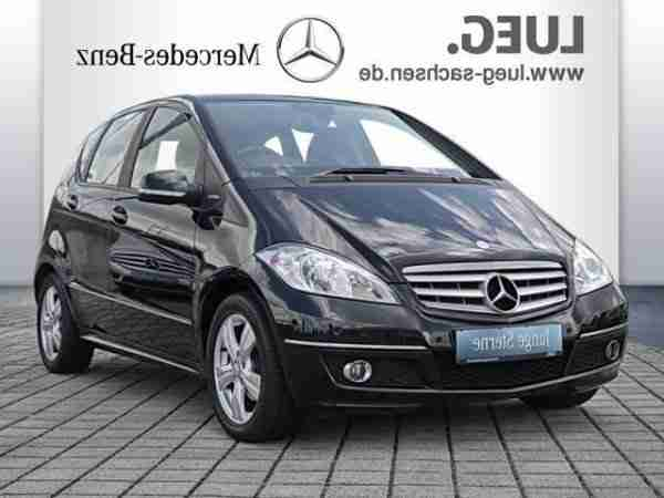 Mercedes Benz A 160 BE Avantgarde Klima