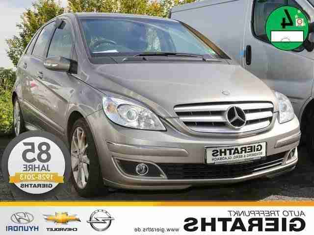 Mercedes Benz B 170 BE Klima Start Stopp