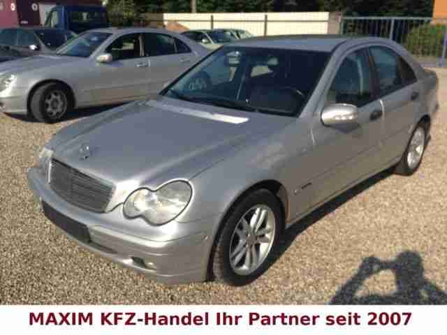 C 180 Classic Kein Rost Euro4 Tempomat LM