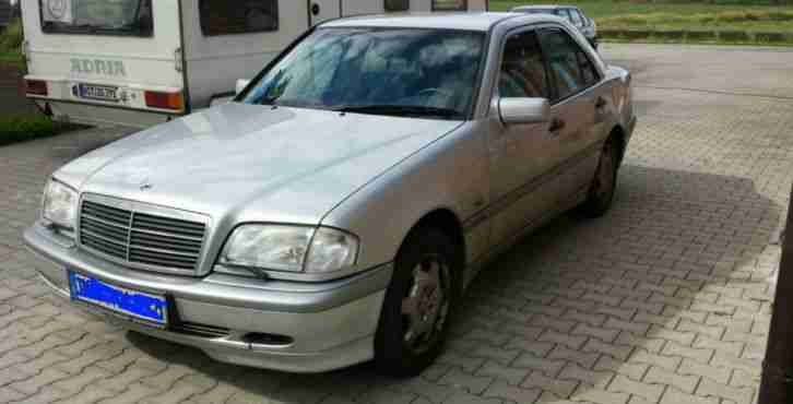 Mercedes Benz C 200 Classic Selection wenig