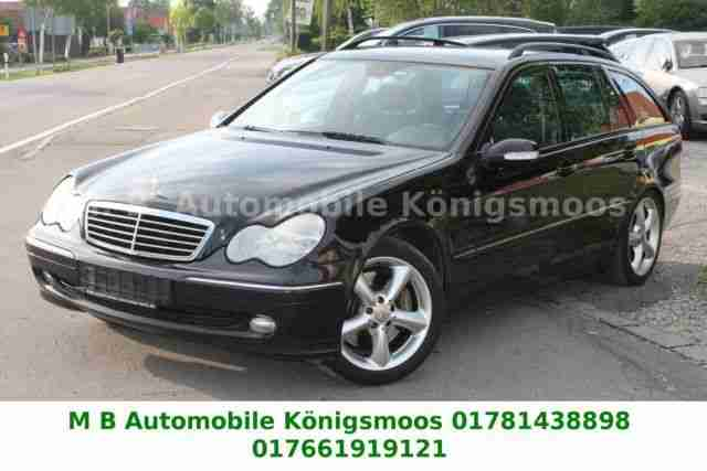 Mercedes Benz C 200 T Kompressor Avantgarde