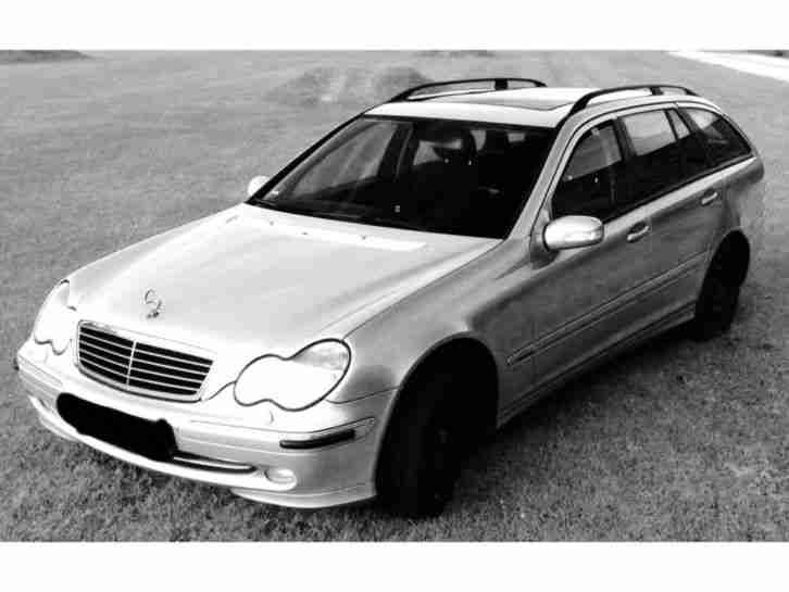 Mercedes Benz C 270 Cdi T Advantage Ahk Aktuelle