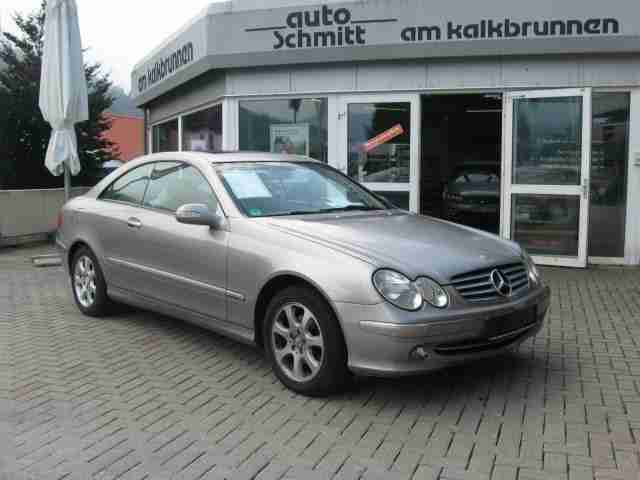 mercedes benz clk 200 clk coupe 200 kompressor aktuelle. Black Bedroom Furniture Sets. Home Design Ideas