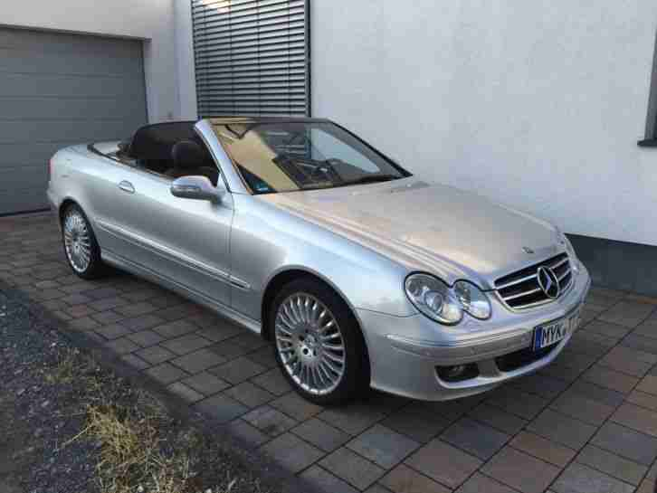 mercedes benz clk 200 cabrio w209 facelift 2005 aktuelle angebote mercedes benz fahrzeuge. Black Bedroom Furniture Sets. Home Design Ideas