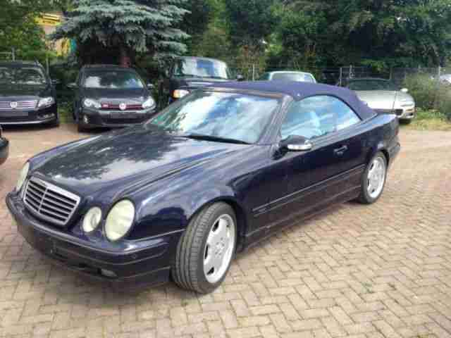 mercedes benz clk cabrio 200 kompressor aktuelle angebote mercedes benz fahrzeuge. Black Bedroom Furniture Sets. Home Design Ideas