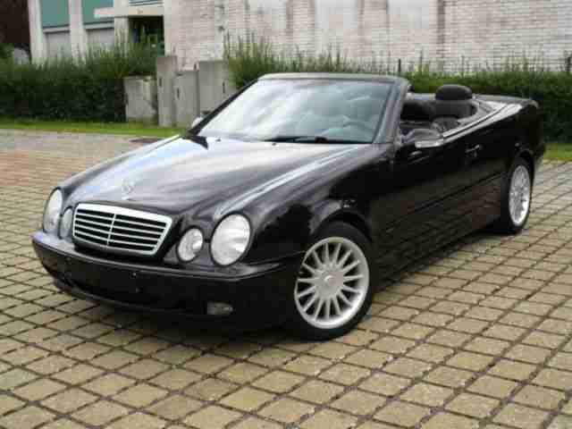 mercedes benz clk cabrio 200 kompressor aktuelle. Black Bedroom Furniture Sets. Home Design Ideas