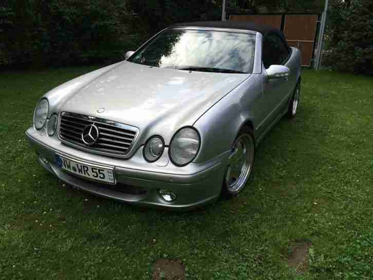 mercedes benz clk cabrio 230 kompressor aktuelle angebote mercedes benz fahrzeuge. Black Bedroom Furniture Sets. Home Design Ideas