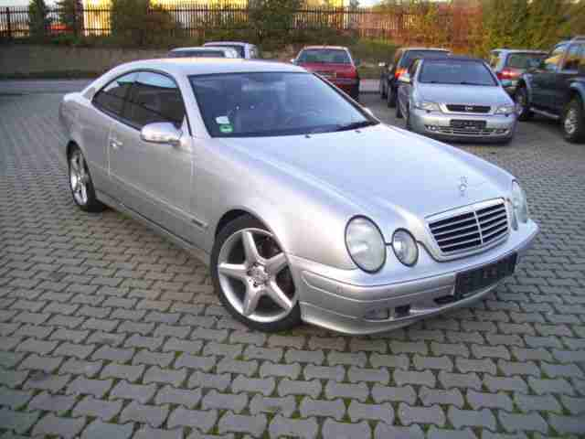 CLK Coupe 200 Kompressor Avantgarde