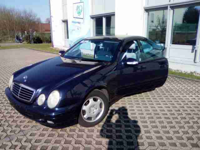CLK Coupe 230 Kompressor Avantgarde 1 Han