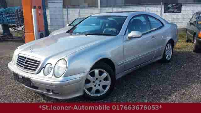 CLK Coupe 230 Kompressor Avantgarde Volll
