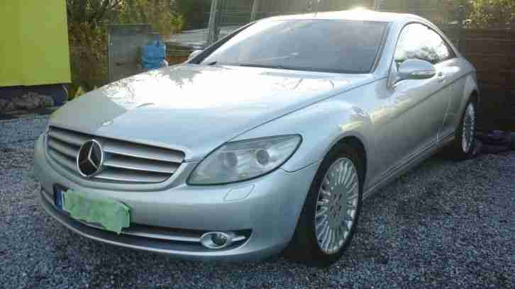 Mercedes Benz Cl 500 w216 cl500