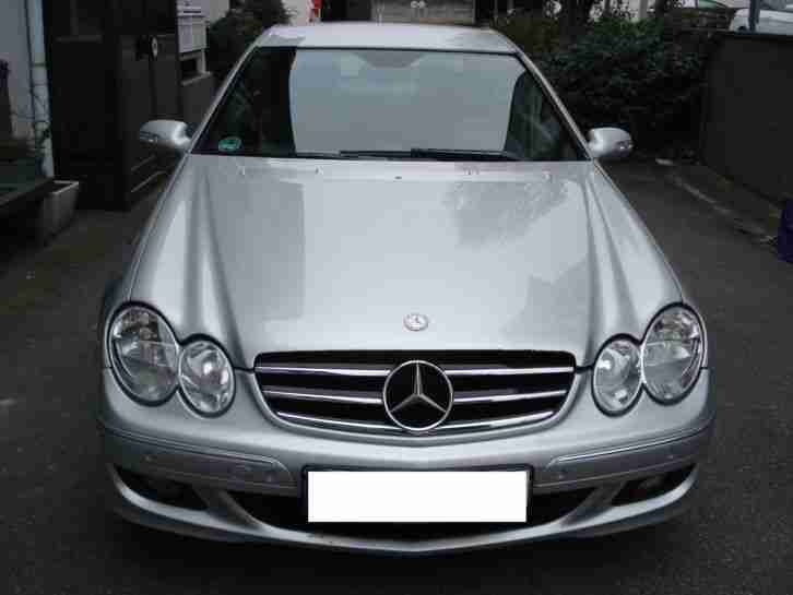 Mercedes Benz Clk 200 Kompressor Bj 11 2007