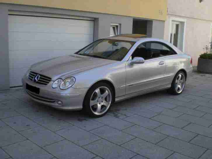 Clk 270 cdi Avantgarde Absolute