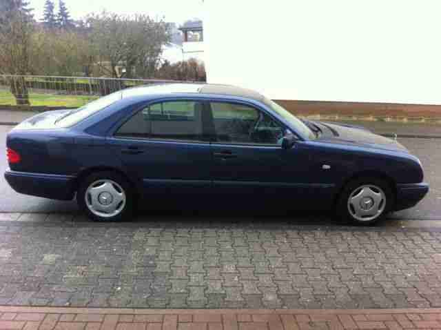 Mercedes Benz E 200 Klima, winter sommerreifen