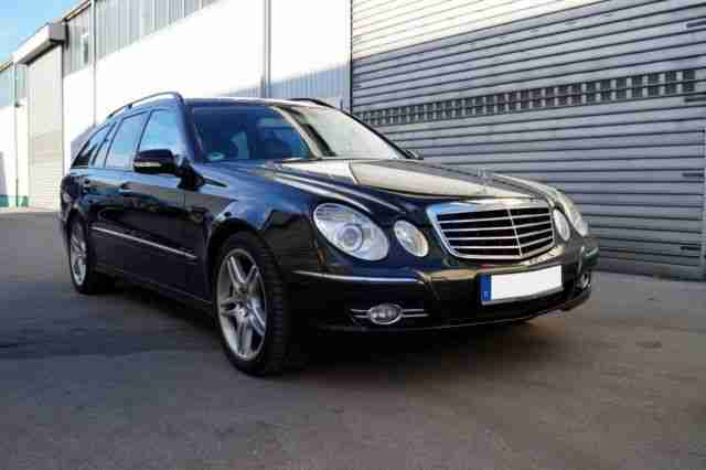 Mercedes-Benz E 200 T Kompressor Avantgarde