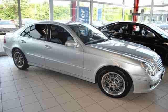 Mercedes Benz E Lim  Cdi Scheckheftgepflegt