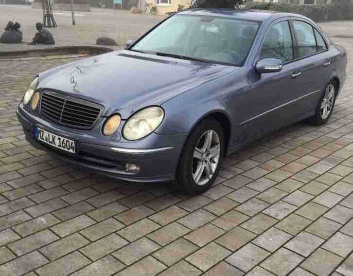 Mercedes Benz E320 LPG 4 Matic