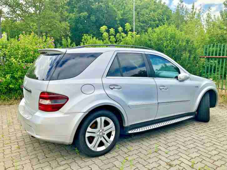 Mercedes Benz ML 420 CDI 4Matic 7G-TRONIC DPF Edition 10 Keyless go