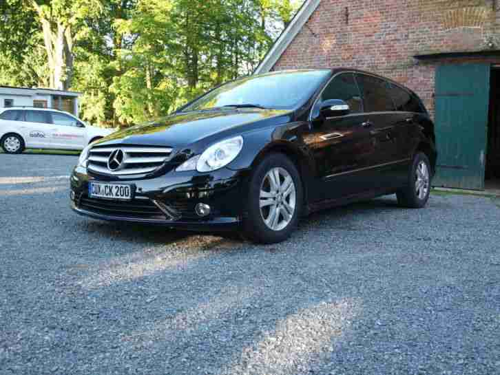 Mercedes Benz R Model lange Version mit Luftfederung