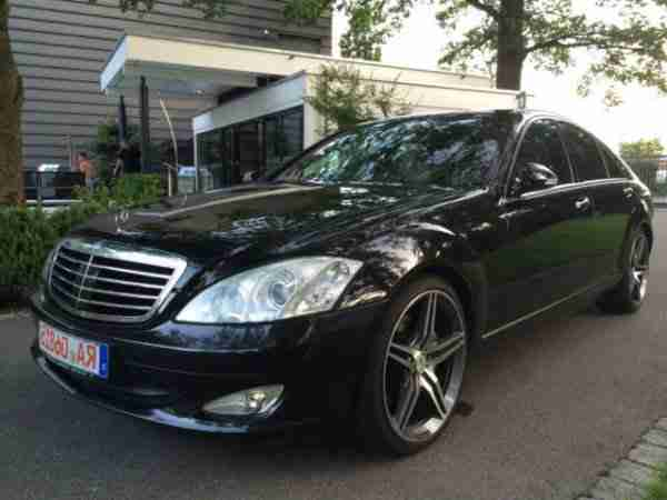 S 320 CDI DPF 7G TRONIC 20 AMG Softclose