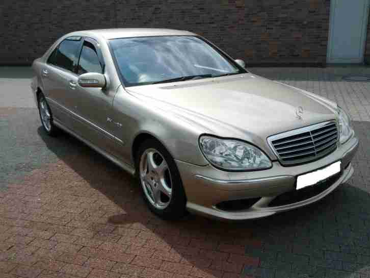 S55 AMG Long Version F1 V8 Kompressor,