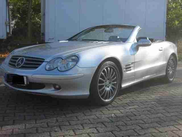 mercedes benz sl 500 ez 07 2002 model r230 aktuelle angebote mercedes benz fahrzeuge. Black Bedroom Furniture Sets. Home Design Ideas