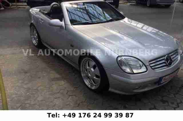 Mercedes-Benz SLK 230 Kompressor TOP TOP ZUSTAND