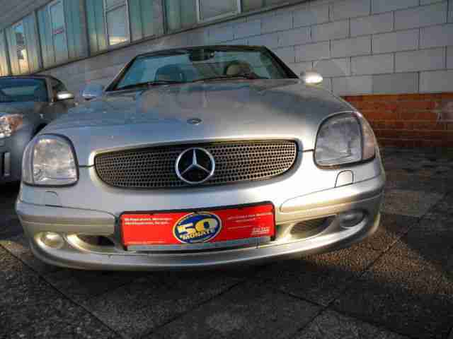 Mercedes-Benz SLK 320 AMG-Styling